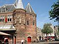Amsterdam - Nieuwmarkt - Waag (Weigh house) - panoramio.jpg