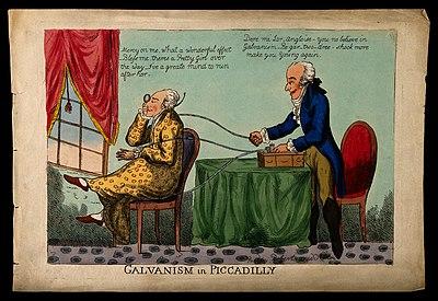 Galvanische Heilkunde