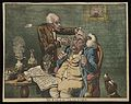 An operator treating the carbuncled nose Wellcome L0051890.jpg