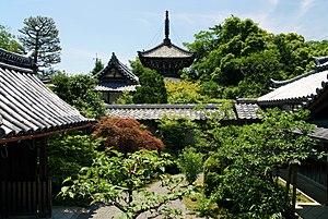 Kameoka, Kyoto - Anaoji in Kameoka