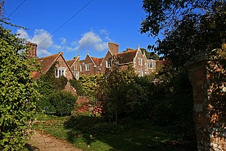 Anderson, Dorset - Image: Anderson Manor geograph.org.uk 608301