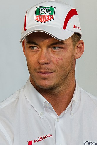 André Lotterer - Lotterer in 2012 while with Audi