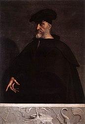Sebastiano del Piombo: Portrait of Andrea Doria