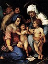 Andrea del Sarto - Madonna and Child with St Elisabeth, the Infant St John, and Two Angels - WGA00373.jpg