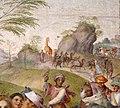 Andrea del sarto, viaggio dei magi, 1511, 07 giraffa medici.jpg