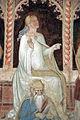 Andrea di bonaiuto, apotesosi di san tommaso d'aquino, scienze ed arti 06 Contemplazione e san Dionigi Aeropagita 2.JPG