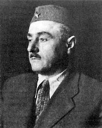Socialist Republic of Croatia - Andrija Hebrang, 4th Secretary of the Communist Party of Croatia, a creator of the Five-Year Plan