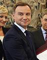 Andrzej Duda Spotkanie z Konwenetem Seniorow 6 sierpnia 2015 (cropped).JPG