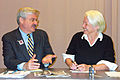 Andy Humm and Ann Northrop by David Shankbone.jpg