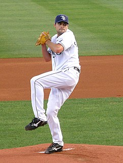 Andy Sonnanstine American baseball player