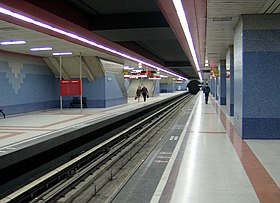 Image illustrative de l'article Métro d'Ankara