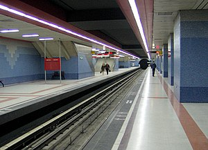 Ankara Metro - Kızılay subway station