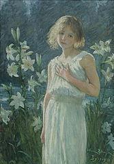 Among the Lilies