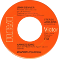 Annie's Song by John Denver US vinyl single Side-A.tif