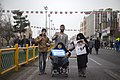 Anniversary of Islamic Revolution In qom- Iran راهپیمایی روز بیست و دوم بهمن ماه در شهر قم23.jpg