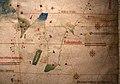 Anonimo portoghese, carta navale per le isole nuovamente trovate in la parte dell'india (de cantino), 1501-02 (bibl. estense) 17.jpg