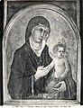 Anonimo senese sec. XIV - Madonna con Bambino, inv. 583.jpg