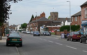 Another view along Melton Road, Thurmaston - geograph.org.uk - 497685.jpg