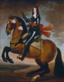 Anselm van Hulle (Attr.) - Equestrian portrait of William II, Prince of Orange.PNG