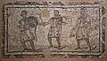 Antakya Archaeology Museum The jugglers inv 831 mosiac sept 2019 5928.jpg