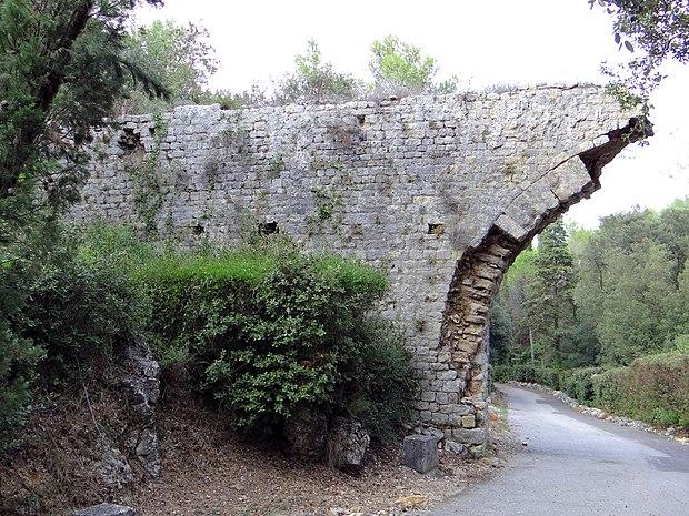Monument historique à Antibes