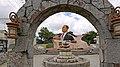 Antigua - St. Johns, V.C. Bird Monument - panoramio.jpg