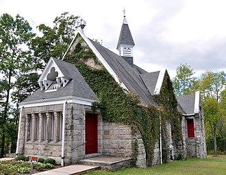 Antrim, Pennsylvania - Church in Antrim with apartment for rent