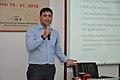 Anupam Vasin Demonstrates PASCO Products - Capacity Building Workshop On Innovation Hub - NCSM - Kolkata 2018-03-20 9014.JPG