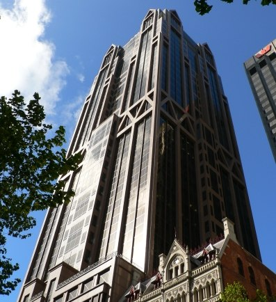 Anz world headquarters queen street melbourne