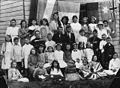 Anzac Day, 25 April 1917, Belubula School photographed by E.A. Lumme.jpg