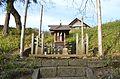 Aozuka-sha (Suwa-taisha).JPG