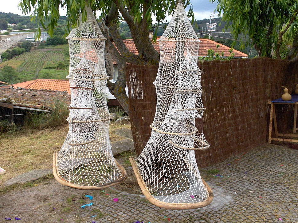 Aparellos de pesca, Vilanova dos Infantes, Celanova