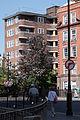 Apartment buildings, Pimlico Road, London.JPG