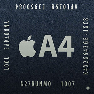 Apple A4 - The A4 processor