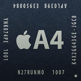 Apple A4 - The A4 processor