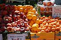 Apricots Oranges and Saturn Peaches at Broadstairs Kent England.jpg