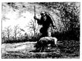 Arène - La vraie tentation du grand Saint Antoine - contes de Noël, 1880, illust 08.png