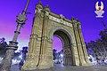 Arc de Triomf (de Josep Vilaseca i Casanovas) (03).jpg