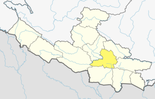 Arghakhanchi District District in Province No. 5, Nepal