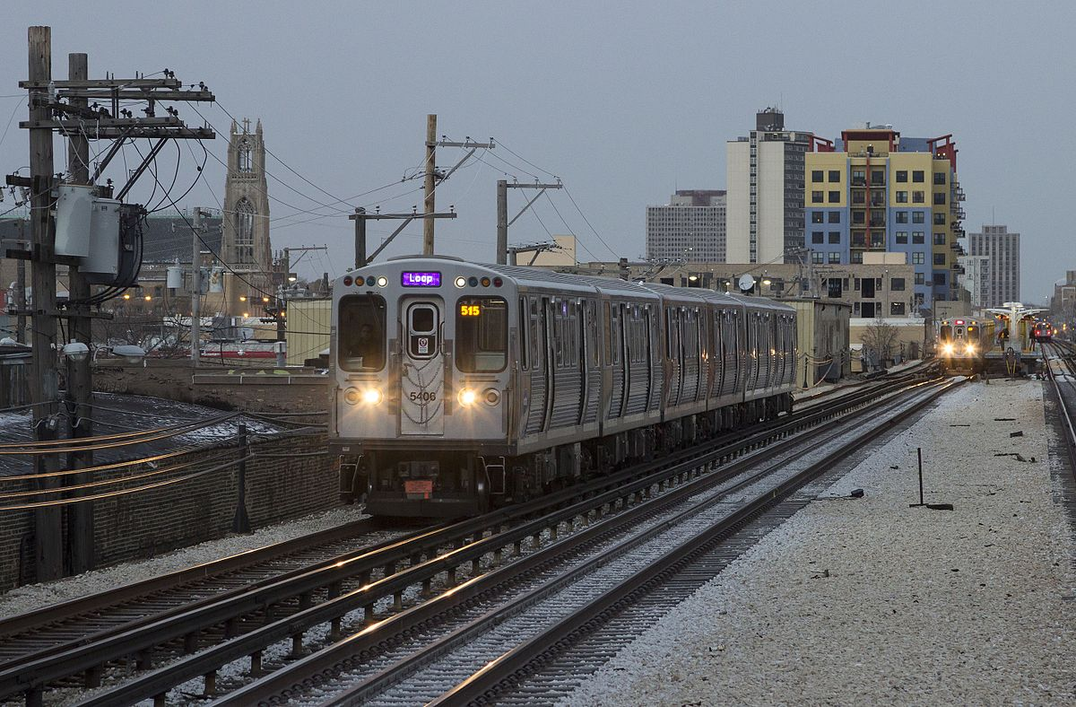 Purple Line (CTA) - Wikipedia