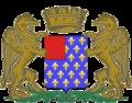 Armoirie Ville de Thouars reproduction.png