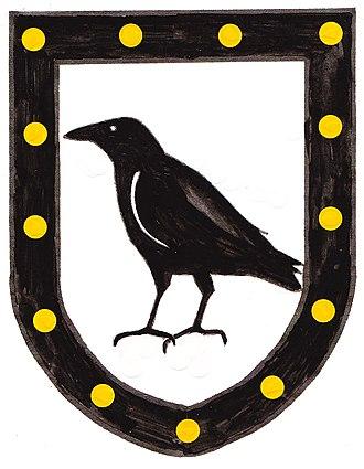Manor of Siston - Image: Arms Corbetof Siston&Hope