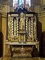 Arras (62), église Saint-Jean-Baptiste, collatéral nord, autel et retable de la Vierge 2.jpg