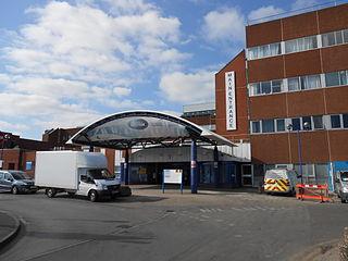 Arrowe Park Hospital Hospital in Wirral. Merseyside , United Kingdom