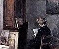Artgate Fondazione Cariplo - Manara Gianfranco, La lettura.jpg