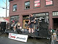 Artopia 2009 - music in front of Georgetown Records 01.jpg