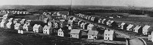 Arvida, Quebec - Arvida in 1928