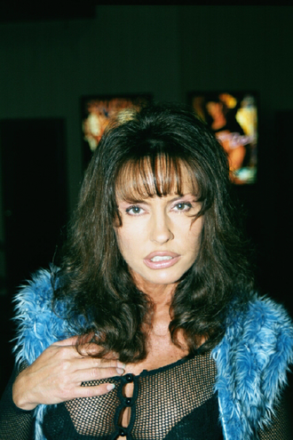 Ashlyn Gere - Gere at AVN Adult Entertainment Expo in 2002