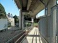 Ashmont station Radford Lane ramp under viaduct, August 2016.JPG