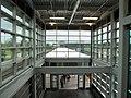 Assembly station north headhouse interior, September 2014.JPG